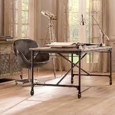industrial style office desk. Industrial Style Office Desk F