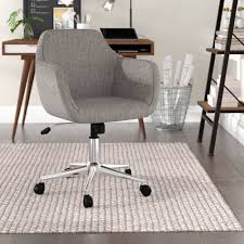 Metal office chairs Discount Office Langley Street Rothenberg Upholstered Home Office Chair Reviews Wayfair Wayfair Langley Street Rothenberg Upholstered Home Office Chair Reviews