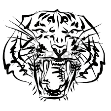 Small Picture Download free printable Tiger coloring pages ideas for adult
