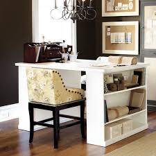 Ballard Designs Desk Original Home Office Craft Height Partners Desk Home