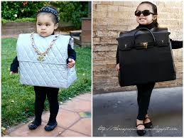 chanel kids. diy designer handbag costume for kids or adults from craft and couture. first seen at chanel