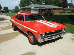 1969 Chevy Nova Yenko edition. | Chevy nova, Cars and Muscles