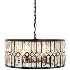 iron and crystal drum chandelier brilliant throughout 0 within crystal drum chandelier prepare