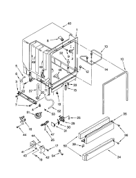 Electric dryer wiring diagram schematic incredible dishwasher kenmore dishwasher wiring diagram parts model adorable