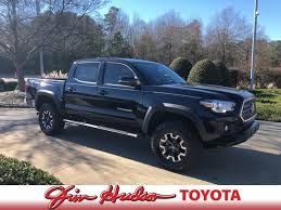 New 2019 Toyota Tacoma 2WD TRD Off Road Double Cab 5' Bed V6 AT ...