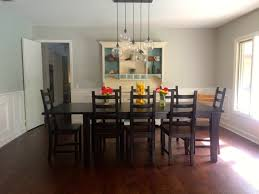 Home Renovation Dining Room Makeover The Happy Housewife™ Home Mesmerizing Dining Room Renovation