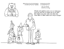 Small Picture Car Safety Coloring Books Coloring Pages
