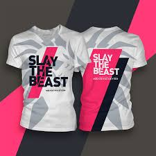 Slay The Beast Limited Edition Mens Shirt