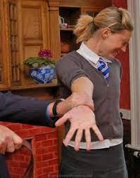 Punish cane spank strap