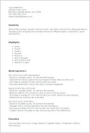 Visual Merchandiser Cover Letters Merchandising And Pricing Associate Cover Letter