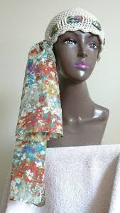 Chemo Cap Crochet Pattern Amazing Head Huggers Crochet Pattern Crochet Chemo Cap With Scarf Tie