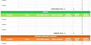 Multi Level Marketing Spreadsheet Template Project Management Budget ...