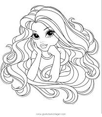 Descendants Evie Coloring Pages At Getdrawingscom Free For