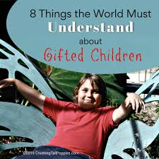 8 things the world must understand about gifted children crushing tall poppies