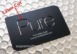 Steel Business Cards Laser Cut Stainless Steel Metal Business Cards Metal Bookmarks