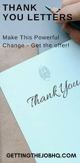 Do You Need To Write A Thank You Letter After An Interview Make