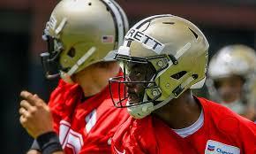 J T Barrett Still Patient At Bottom Of New Orleans Saints