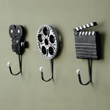 clothing hooks amusing black metal lantern coat decorative clothes wall hook mounted coa