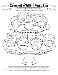 Small Picture Cup Cakes Coloring pages for adults cupcakes coloring pages 125