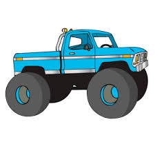 Monster truck ford pickup clipart free images image - WikiClipArt