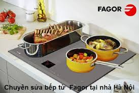 Kết quả hình ảnh cho sửa bếp từ fagor