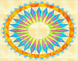 Free Placemat #1 - April, 2011 . Other free patterns and tips ... & Quilt Inspiration: Free pattern day: Sun and solstice quilts hey, Eveline! Adamdwight.com