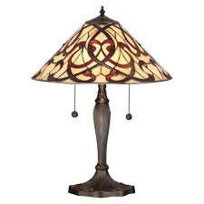 Art Nouveau Lighting Ruban Art Nouveau Table Lamp