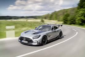Узнайте, почему он такой дорогой! 720 Hp Mercedes Amg Gt Black Series Is Extreme Fast Powerful