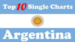 Argentina Top 10 Single Charts 01 04 2018 Chartexpress