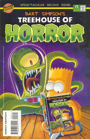 Treehouse Of Horror VI  Simpsons World On FXXTreehouse Of Horror 3d