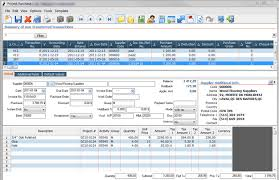 Purchase Order Tracking System Heavyworks Construction Management Software