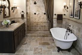 ... Traditional Ideas For Bathroom Remodel With Classic Design Tubs Ideas  Also Marble Flooring Bathroom ...