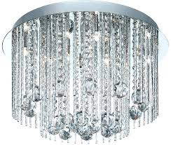 flush chandelier ceiling lights flush chandelier ceiling lights and chrome semi flush 8 lamp crystal ceiling flush chandelier ceiling lights
