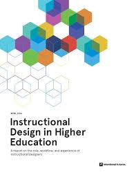 Instructional Design In Higher Education A Report On The