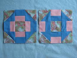 quilt block | A Journey with Fibre | Page 3 & Grecian Square and Churn Dash Quilt Blocks Side by Side Adamdwight.com