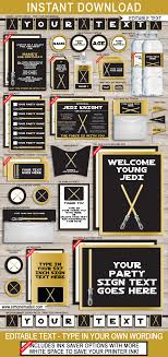 Star Wars Birthday Invitation Ideas Party Template Envelopes