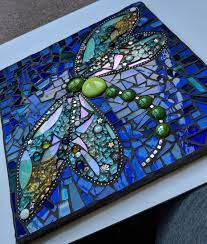 stained glass mosaic mosaic wall