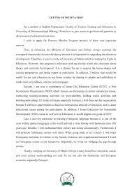 Letters For Scholarships Motivation Letters For University Application Refrence Sample