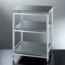 solidsteel 6 3 stand silver