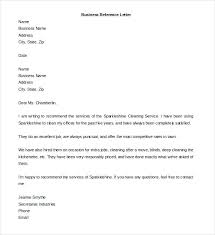 Letter Of Recommendation Customer Service Client Letters Of Recommendation Reference Letter Template Customer