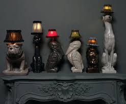 animal lamp base atelier abigail ahern table lamps 302 457 via freshhome animal shaped lamp base