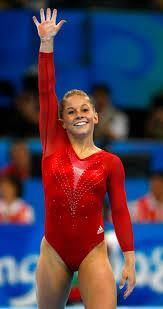 floor gymnastics shawn johnson. OLYMPICS-GYMNASTICS/ Floor Gymnastics Shawn Johnson 2