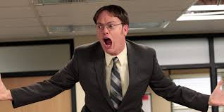 o DWIGHT THE OFFICE