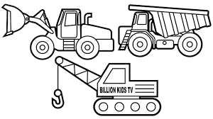 Large Dump Truck Coloring Page Printable Coloring Page For Kids
