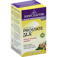 New Chapter <b>Prostate 5LX</b>, Supercritical, Vegetarian Capsules ...