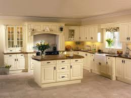 Country Kitchen Ideas White Cabinets Fascinating Cream Cottage