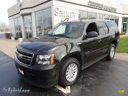 2011 Chevrolet Tahoe Hybrid in Black Granite Metallic - 192803 ...