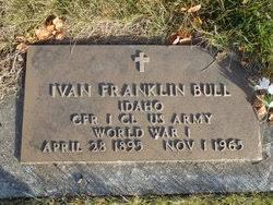 Ivan Franklin Bull (1895-1965) - Find A Grave Memorial