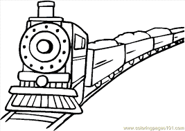 Small Picture Train Coloring Pages Printable Children Coloring