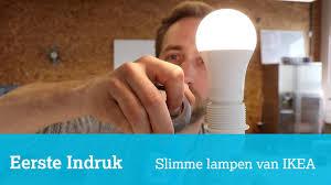 Eerste Indruk Slimme Ikea Lampen Trådfri Concurrent Voor Philips Hue
